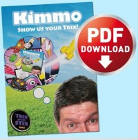 SHOW US YOUR TRIX (Digital) – Kimmo's 2016 lecture