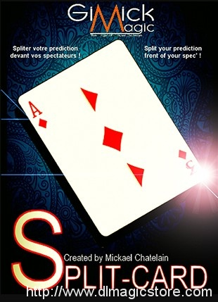 SPLIT-CARD by Mickael Chatelain