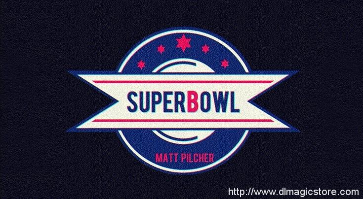 SUPERBOWL by Matt Pilcher