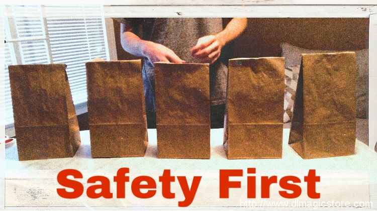 Safety First By Davis West (Instant Download)