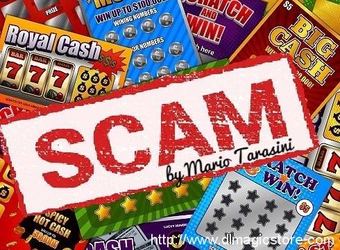 Scam by Mario Tarasini (Instant Download)