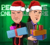 Scott Alexander and Dan Harlan Penguin Live Holiday Special 4