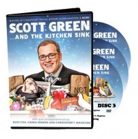 Scott Green …And The Kitchen Sink 3-DVD Set