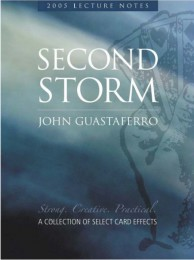 Second Storm by John Guastaferro (PDF Instant Download)