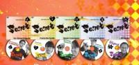 Secret Vol. 1-5 by Tokyo Magic Carnival Ars- Takeshi Taniguchi Ponta the Smith Shimpei Katsuragawa Nobuyuki Nojima Dr. Sawa