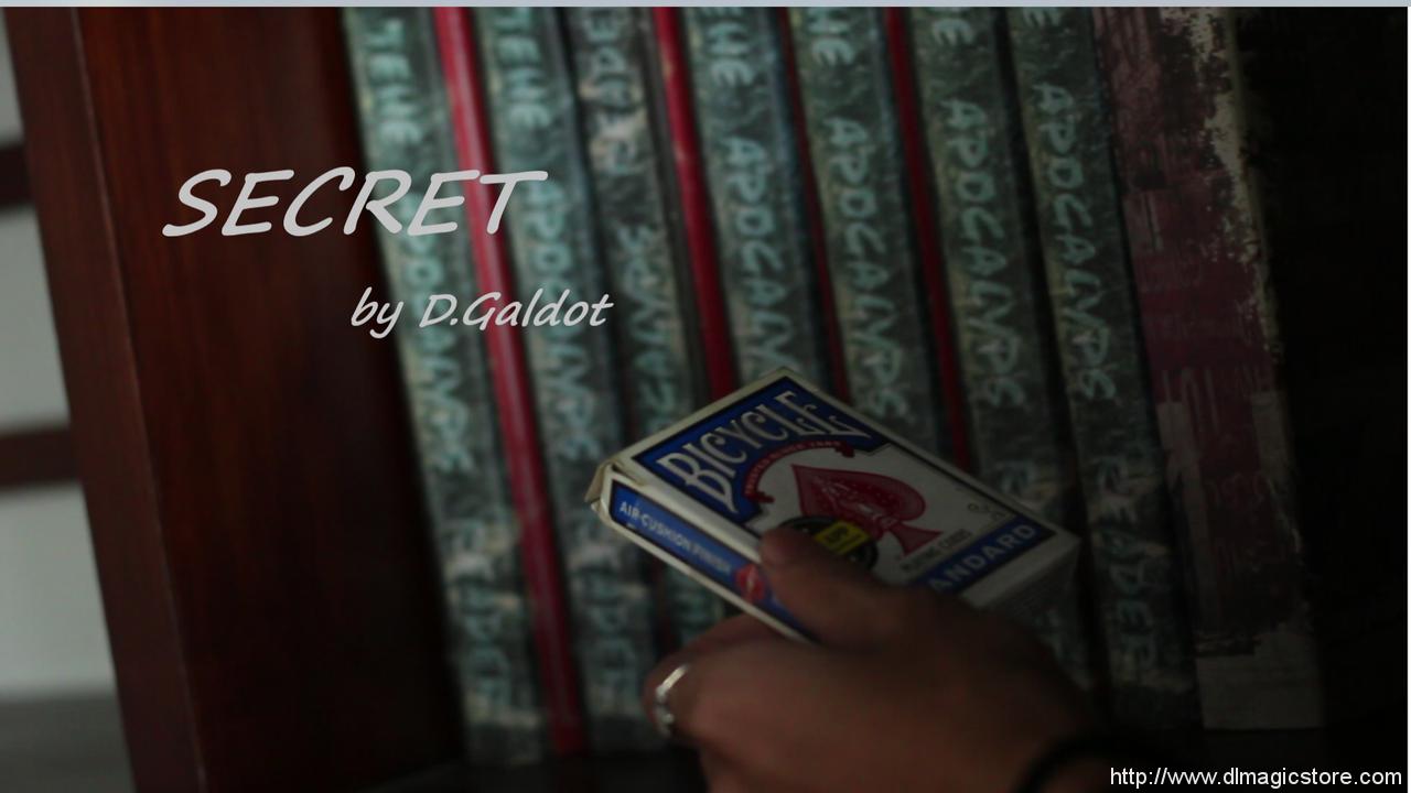 Secret by D.Galdot