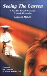 رؤية الغيب: كشف حياة الماضي من خلال منوم الانحدار التي كتبها أورموند ماكجيل