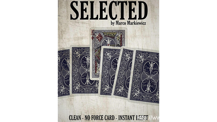 Selected by Marco Markiewicz