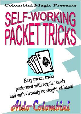 Self-Working Packet Tricks by Aldo Colombini