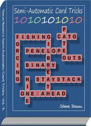 Semi-Automatic Card Tricks Vol 10 By Steve Beam