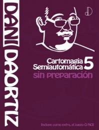 Semiautomatica 5 by Dani DaOrtiz (Spanish)