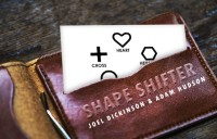 Shape Shifter Instructions by Joel Dickinson & Adam Hudson