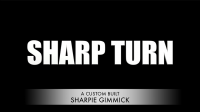 Sharp Turn by Matthew Wright (Gimmick Not Included)