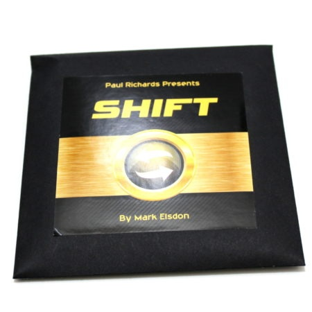 Shift by Mark Elsdon (Presented by Paul Richards)