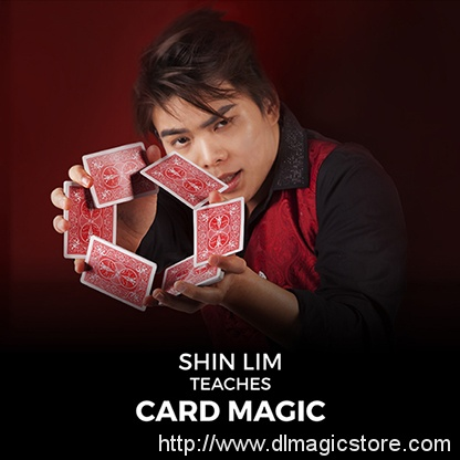 Shin Lim Teaches Card Magic (Full Project) – Download