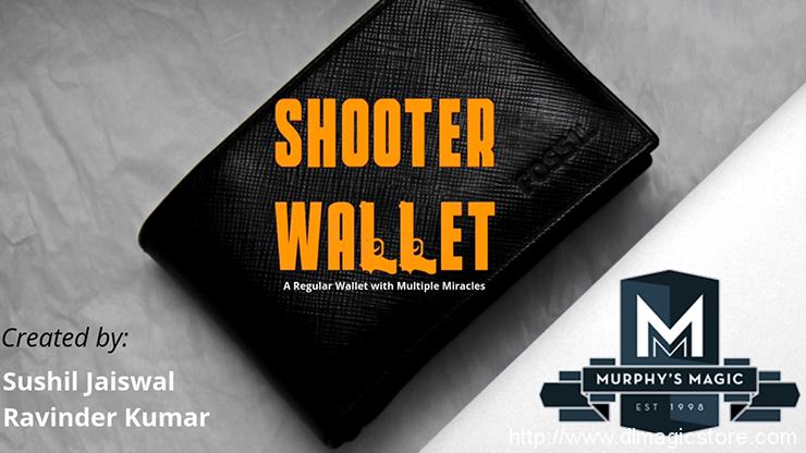 Shooter Wallet by Sushil Jaiswal and Ravinder Kumar
