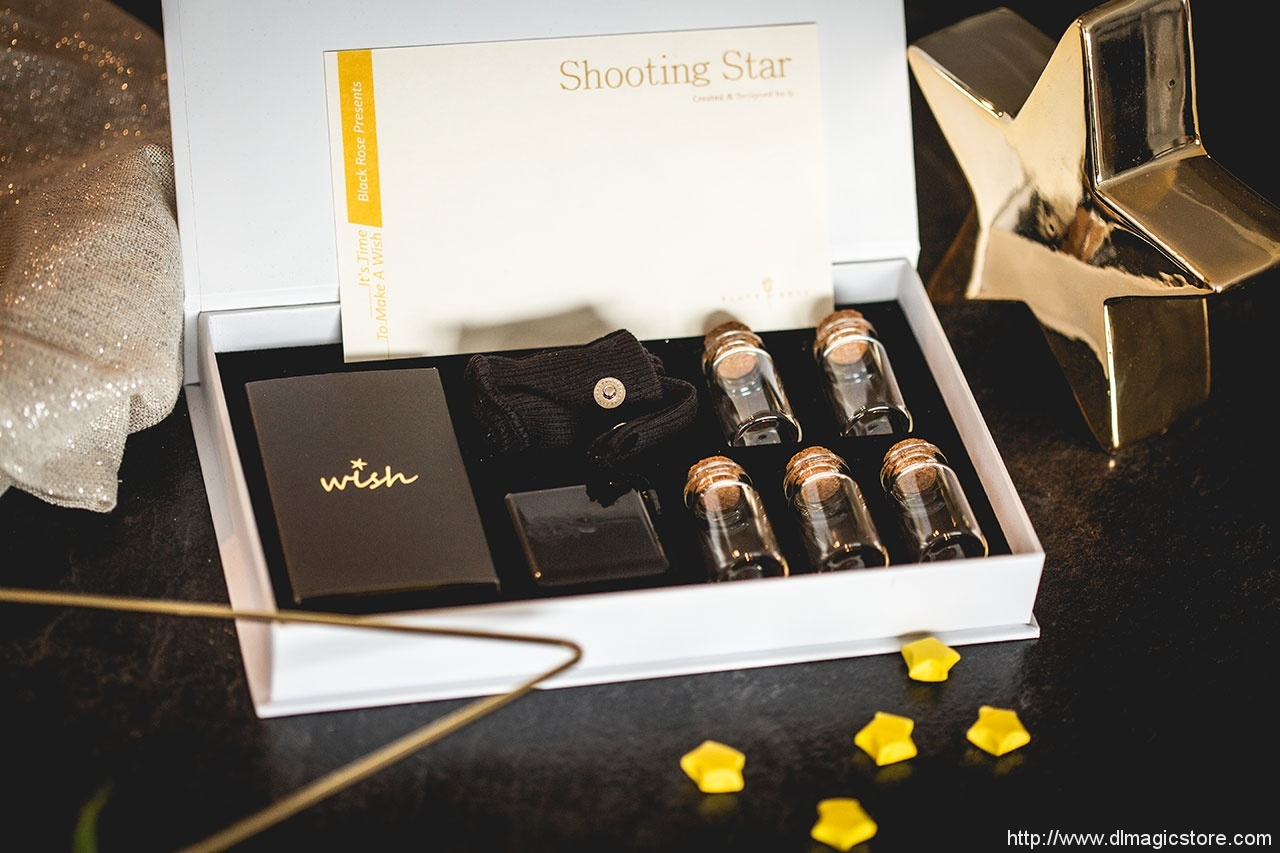 Shooting Star by G