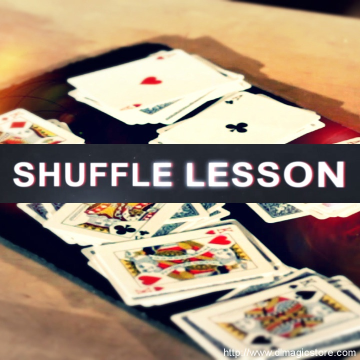 Shuffle Lesson by Chad Long (Instant Download)