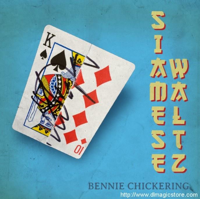 Siamese Waltz by Bennie Chickering