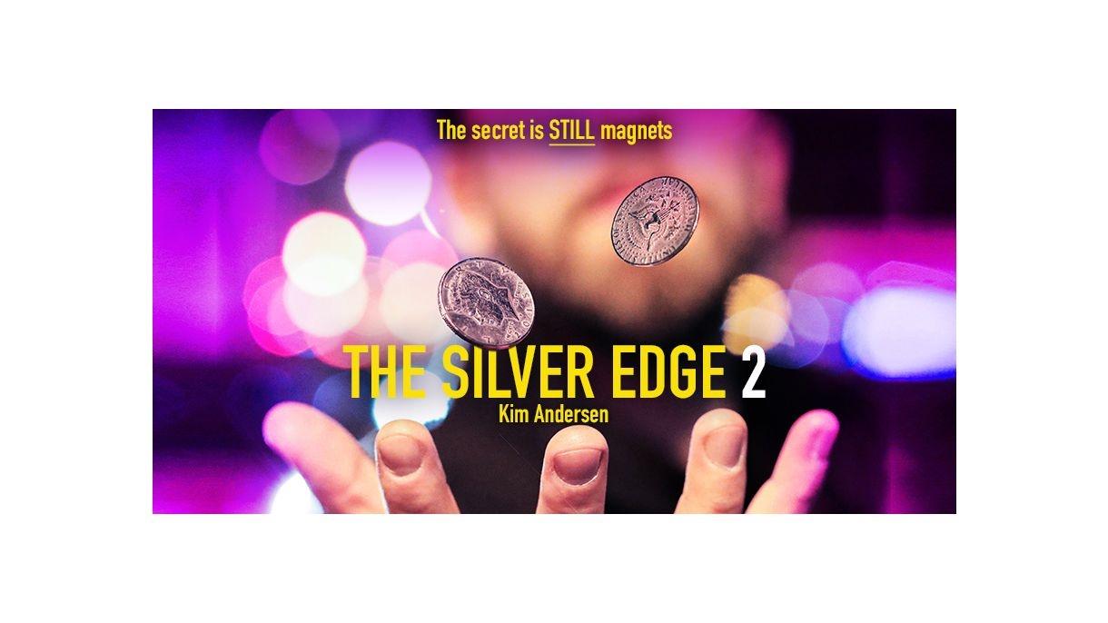Silver Edge 2 by Kim Andersen feat. Geraint Clarke