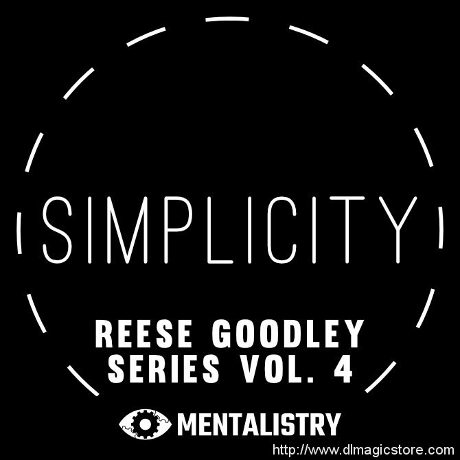 Simplicity – Vol. 4 Reese Goodley