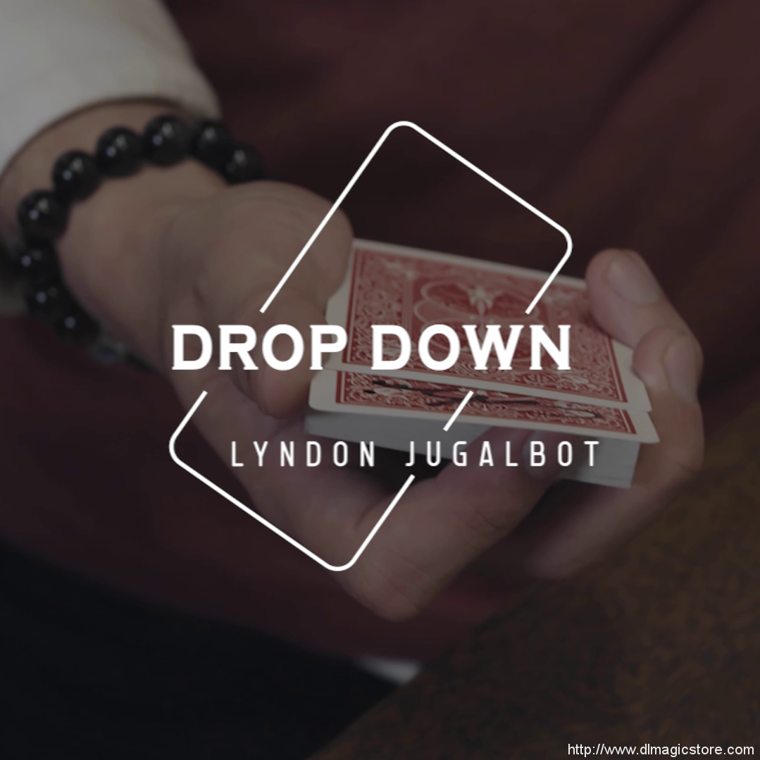 Skymember Presents Drop Down by Lyndon Jugalbot (Instant Download)