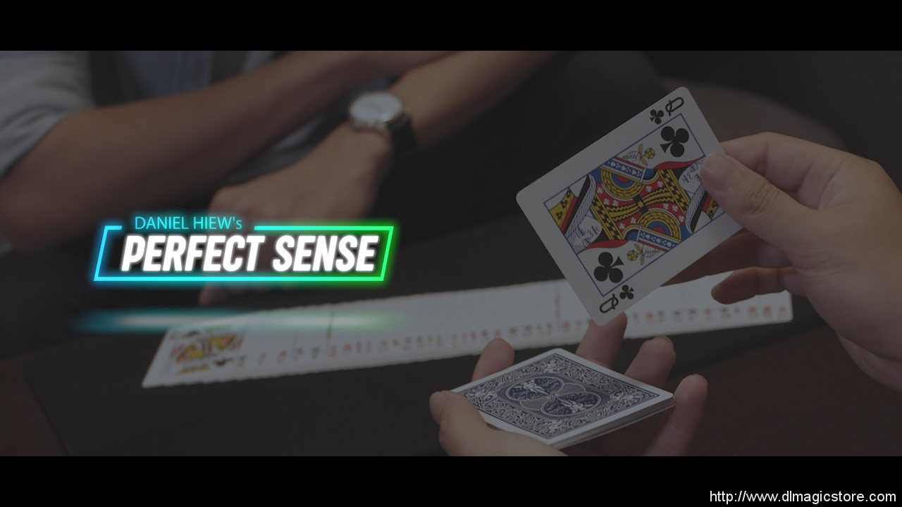 Skymember Presents Perfect Sense by Daniel Hiew (Instant Download)