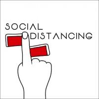 Social Distancing by Danny Urbanus