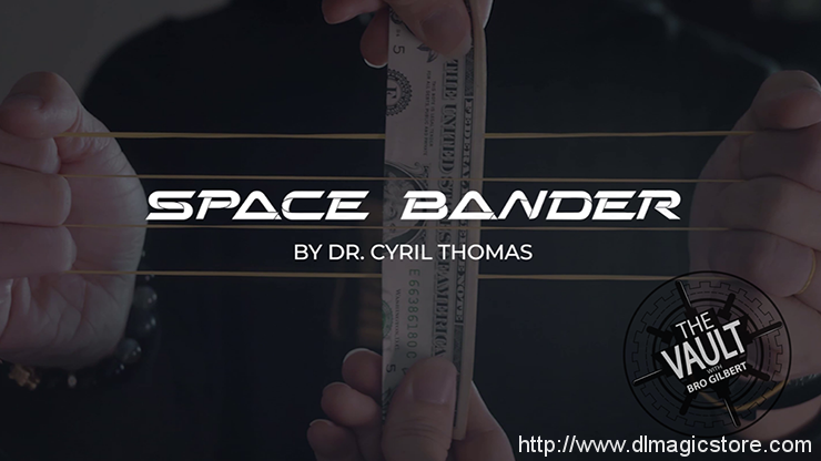 Space Bander by Dr. Cyril Thomas