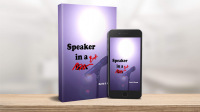 Speaker In a Book by David J. Greene