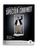 Specter Cabinet by Andrew Mayne