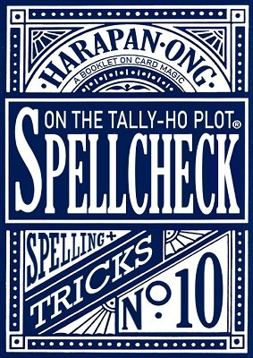 Spellcheck by Harapan Ong
