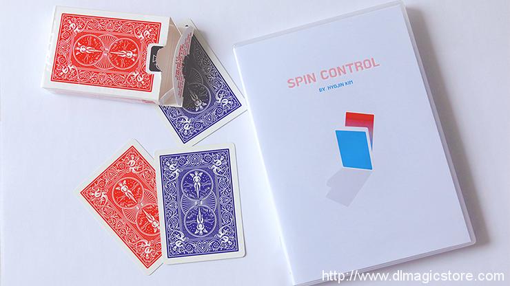 Spin Control by Hyojin Kim