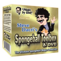 Sponge Ball Toolbox by Steve Dacri