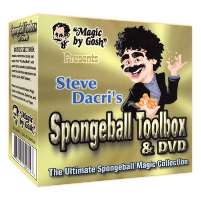 Sponge Ball Toolbox by Steve Dacri