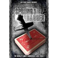 Sprung And Dagger by Ryan Schlutz