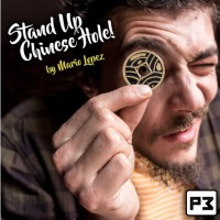Stand Up Chinese Hole by Mario Lopez (Instant Download)
