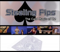 Stealing Pips The Card Magic of Oz Pearlman