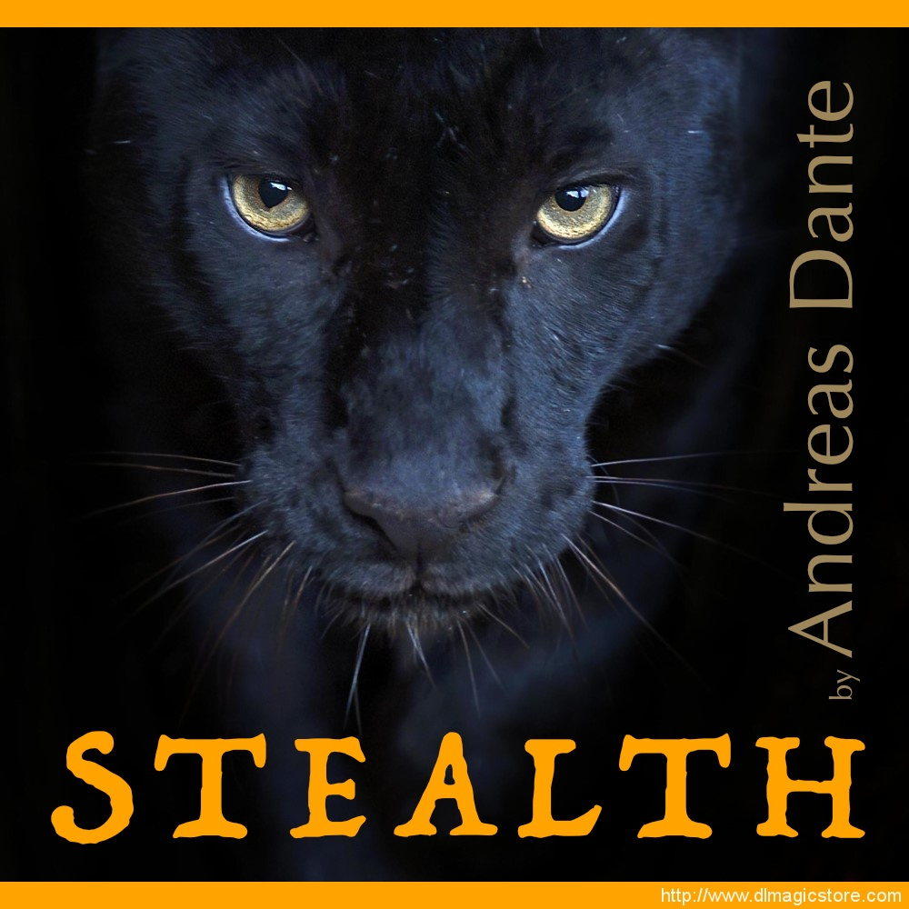 Stealth by Andreas Dante (Instant Download)
