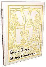 Strange Ceremonies by Eugene Burger PDF