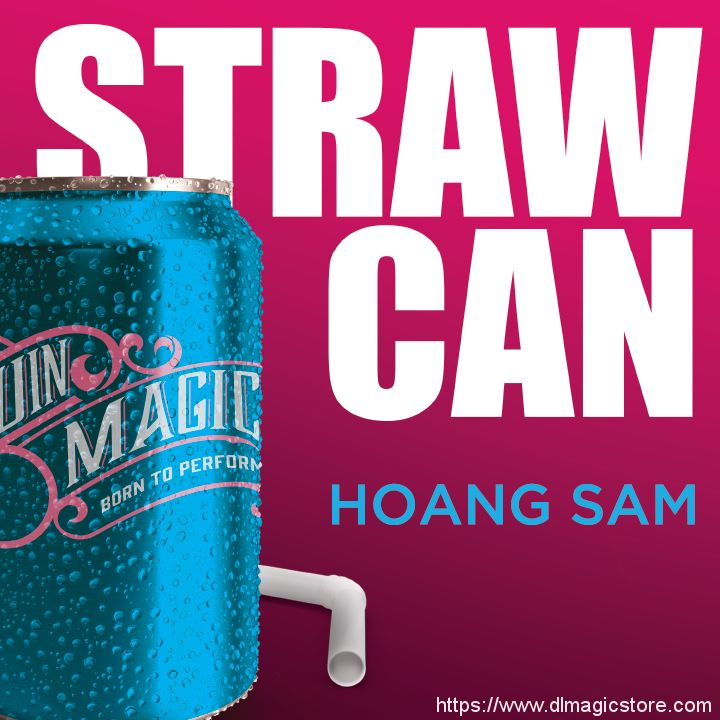StrawCan by Hoang Sam (Instant Download)