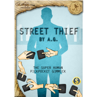 Street Thief by Paul Harris