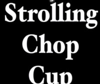 Strolling Chop Cup by Michael O'Brien