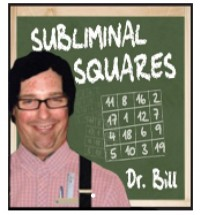 Subliminal Squares – By Dr Bill – INSTANT DOWNLOAD