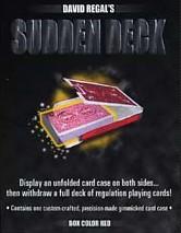 Sudden Deck By David Regal