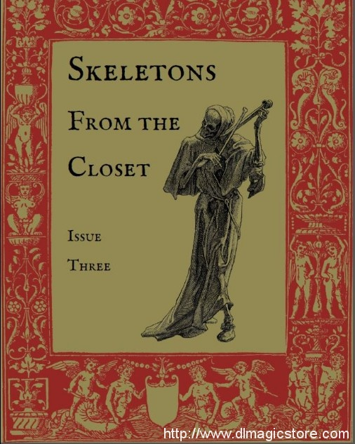 Sudo Nimh – Skeletons From the Closet – Issue three