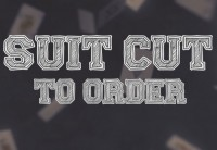 Suit Cut to Order by Erik Tait (Instant Download)