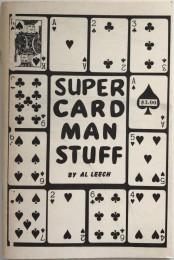 Al Leech의 슈퍼 카드 맨 물건