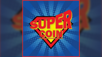 Super Coin by Mago Flash (Gimmick Not Included)