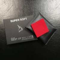 Super Soft Deluxe Nest of Wallets 2.0 by Nick Einhorn and Alan Wong
